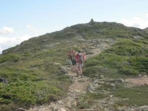 Trek to Bondcliff 09-04-12